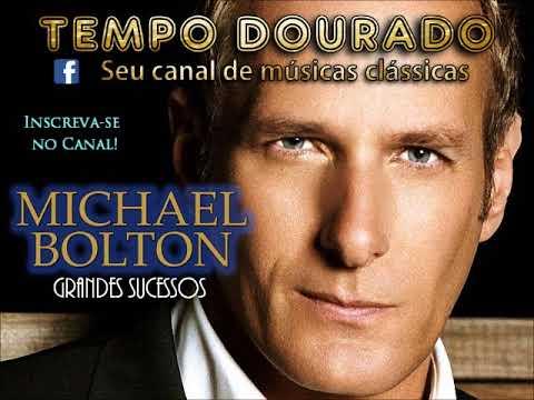 Michael Bolton - ouça 10 Grandes sucessos dessa voz romântica