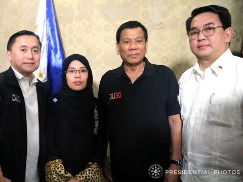 Pres. Duterte, not yet decided whether to proceed with visit to Kuwait