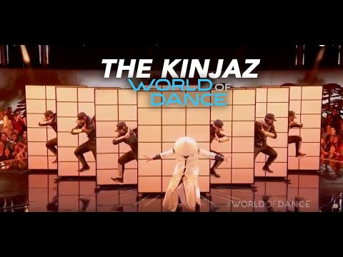 Kinjaz - All performances (NBC World of Dance S1)
