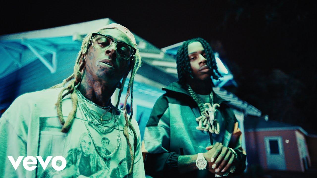 "NEW VIDEO ALERT:  Polo G, Lil Wayne ""GANG GANG"""