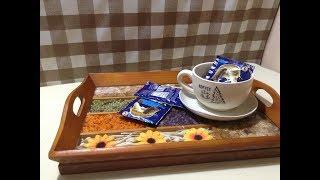 طريقة عمل ستاند لاكياس النسكافيه من فنجان شاي ؟|? How to make a stand for Nescafe bags from tea cup