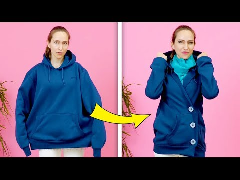 25 FANTASTIC DIY IDEAS TO UPGRADE YOUR OLD CLOTHES