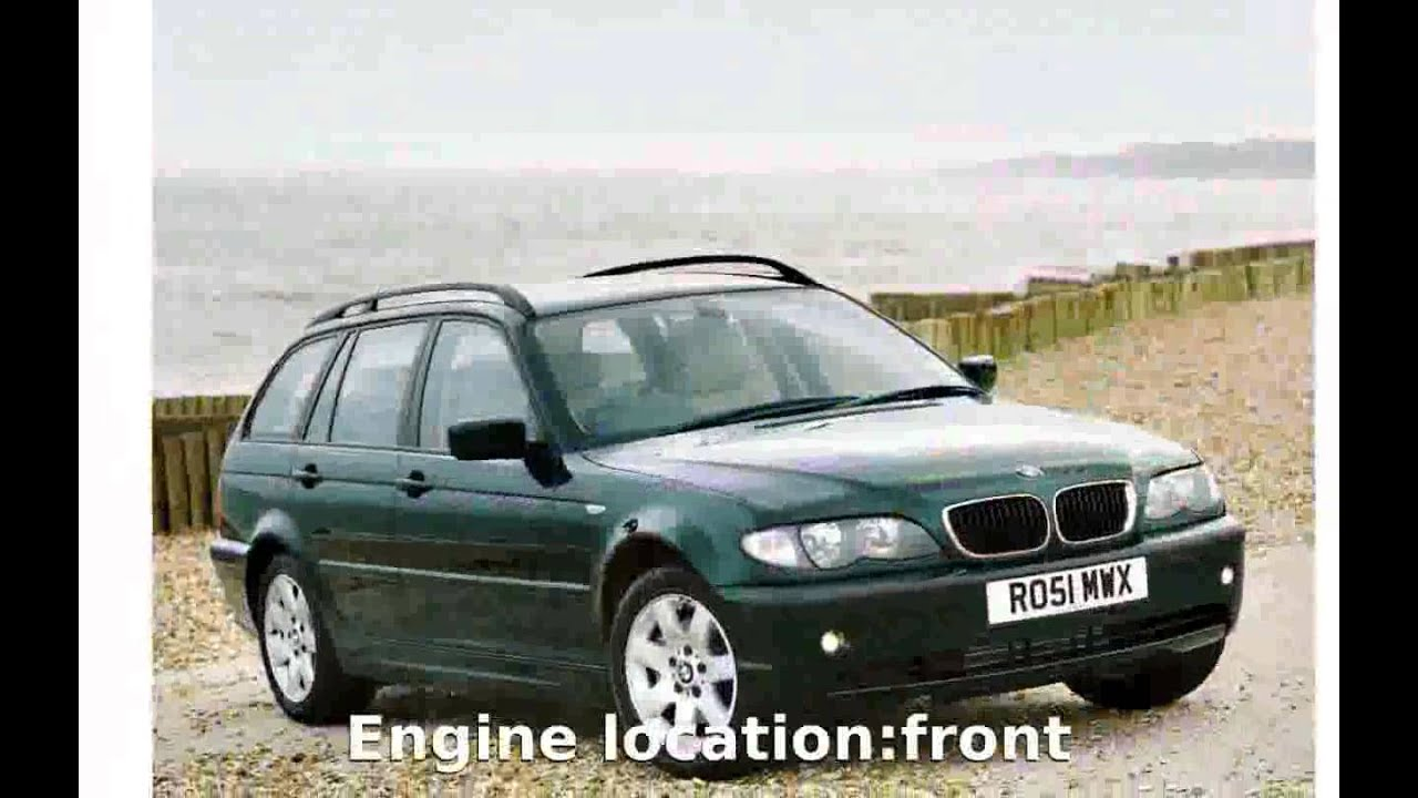 2001 bmw 320d touring e46 specs features youtube. Black Bedroom Furniture Sets. Home Design Ideas
