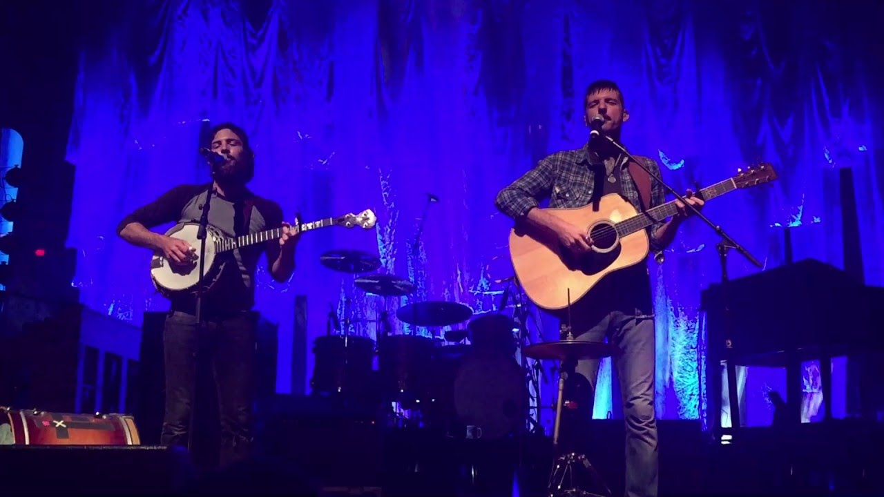The Avett Brothers Laundry Room Cookeville Tn 10 20 15 Youtube