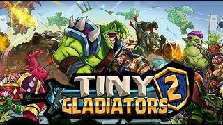 Tiny Gladiators 2 - Fighting Tournament Gameplay | Android 1080 HD