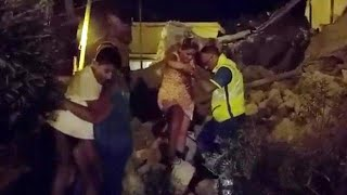 An earthquake on the Italian island of Ischia has left at least two people dead and another 25 injured.  The magnitude 4.O quake hit the tourist packed island off the coast of Naples at around nine o