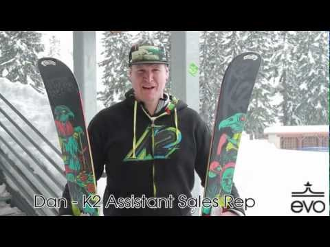 2013 K2 Hellbent Skis Review
