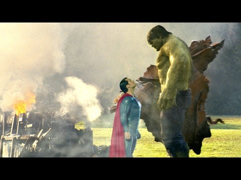 Superman vs The Hulk thumbnail