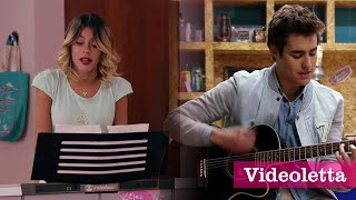 Скачать Violetta 3 English Vilu And Leon Sing I Need To Let You Know Connection Is Still There Ep 73