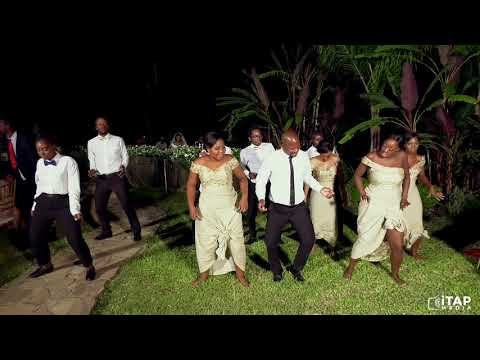 "Happy Africa Day...""Ou Le"" Best Wedding Dance"