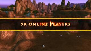 Nostalrius Release Day - 5k online now - 1.12.1 Private Server