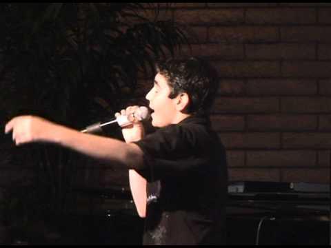 Individual Dream Believers School Performances 5-23-10 - Michael Hyde
