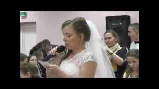 стих для мамы жениха на свадьбе Игоря и Ольги