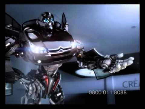 RIGGING Reel - Citroen Robots