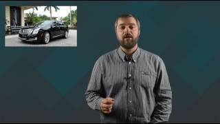 В сети появились фото нового Cadillac XTS