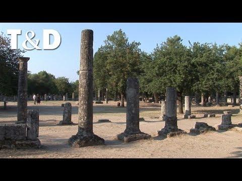L'Antica Olimpia - Grecia