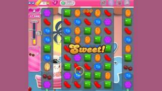 Candy Crush Saga Level 1539  -  no boosters