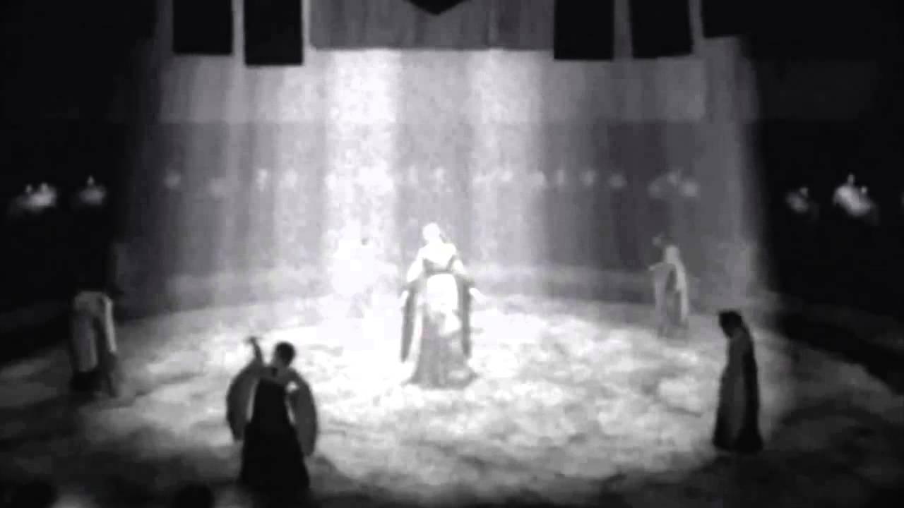 Fatal Frame: Ritual Cut-scene: Project - YouTube