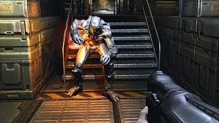 Doom 3: BFG Edition - The Lost Mission - Die ersten 10 Minuten (Gameplay PC) Deutsch