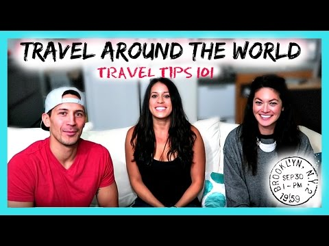 Travel Announcement!! Travel tips with Mari Johnson (The NYC Couple)