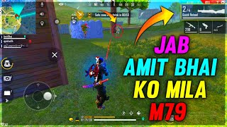 Best M79 Gameplay Ft. Total Gaming & Jonty Gaming - Desi Army