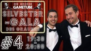 Thumbnail für Die Große GameTube-Silvestergala des Grauens - Folge #4 (19:30-20:00 Uhr)