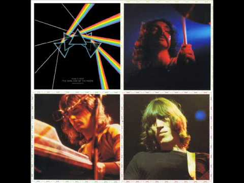 Pink Floyd´s Breath (In The Air) Early Mix 72