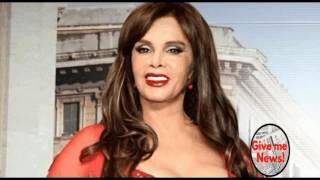 Lucía Méndez dice que Valentín tenia un era muy temperamental!