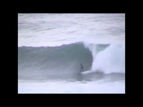 CENTRAL COAST - TERRIGAL HAVEN & FORRESTERS - SURF - 'BIG BIG OUCH!'