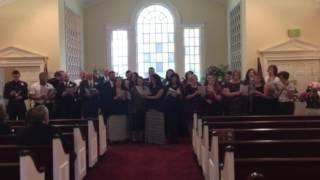 McPheron Family singing