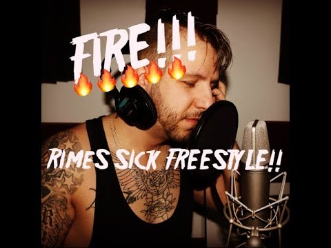 RimeS Sick Freestyle #PabloEscoBARZ