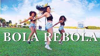 BOLA REBOLA - Tropkillaz, Anitta, J Balvin e MC Zaac | Coreografia (IG): @danrleymoreiraa