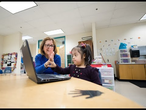 Students with Special Needs are Empowered by FCPSOn