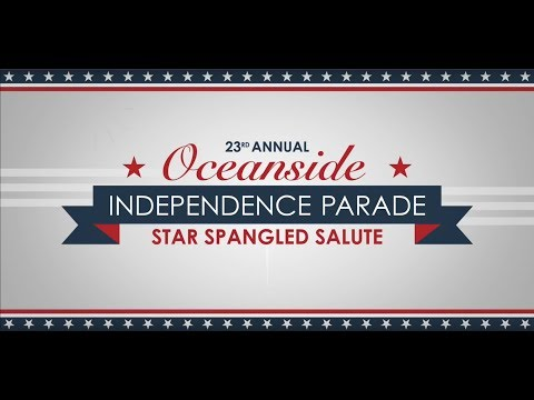 2017 Oceanside Independence Parade