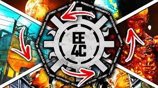 #EE4C 2017 ALL DLC 5 EASTER EGGS SPEEDRUN!!! (MrRoflWaffles, RADAUSTIN27 & TheeFrenzy)