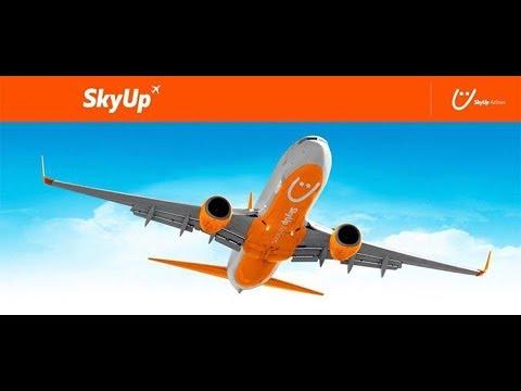 Прес-конференція SkyUp Airlines та ФК