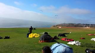 Paragliding tandem flytorrey  California(, 2014-11-14T05:36:39.000Z)