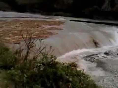 Pokhara First Flood at Seti River Must watched at Youtube..