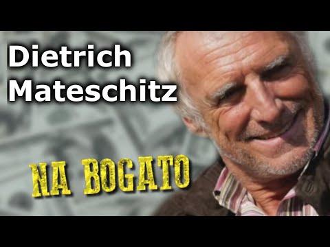 Dietrich Mateschitz – Najbogatszy Austriak – Na Bogato
