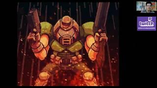 Mini Doom II (Part 1) Mike Matei Live Stream