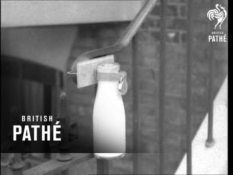 """Milk Safety  Issue Title Is """"Two's Company (1937)"""