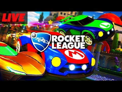 Rocket League On Switch Launch Livestream thumbnail
