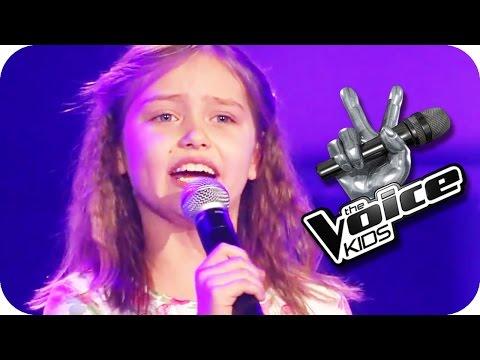Katzenjammer - I Will Dance When I Walk Away (Maria) | The Voice Kids | Blind Auditions | SAT.1