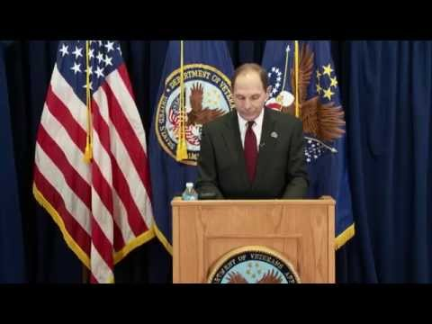 News Conference with VA Secretary Robert McDonald at VA Central Office September 8, 2014
