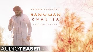 Gambar cover Hanuman Chalisa (Peace Version)   Priyesh Dhoolab   Audio Teaser   Releasing 9.4.17