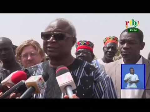 RTB - Comment se porte la ceinture verte de la ville de Ouagadougou ?