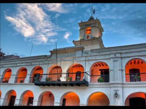 Argentina. Edificios en el Virreinato del Perú /del Río de la Plata. Siglos XVI-XIX.