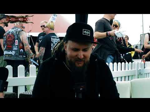 Rasta - Decapitated Interview - Bloodstock 2017