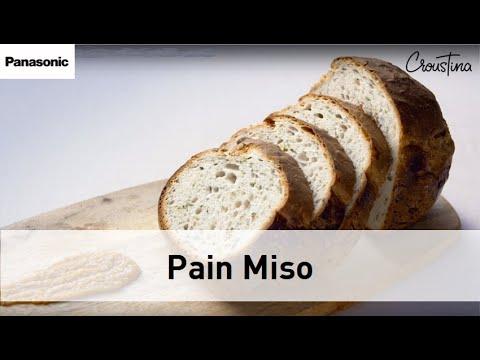 recette-du-pain-miso-avec-la-machine-à-pain-croustina-panasonic