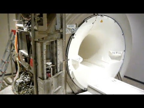 Inside Mri Machine Sound Superconducting Magnets 1500amp